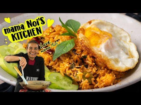 Spicy Thai Chicken Fried Rice - Marion's Kitchen