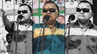 Radha Ravi's Uncensored Talk | Slams Vishal and Nadigar Sangam