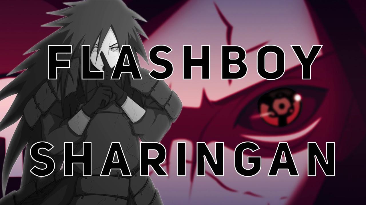 Flashboy - Sharingan   1 hours