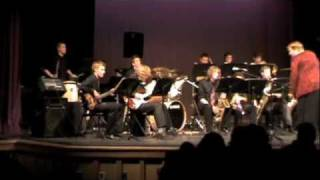 MUHS Jazz Band - Sweet Home Chicago