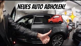 NEUES AUTO ABHOLEN! | AnKat