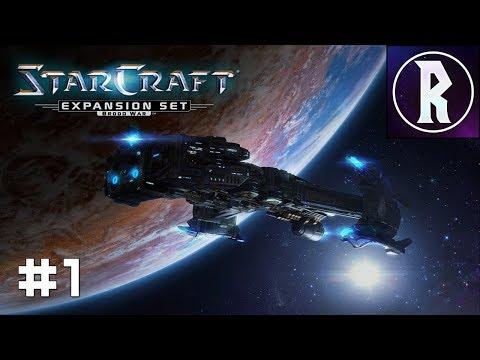Starcraft: Mass Recall - First Strike (Terran Expansion Campaign #1)