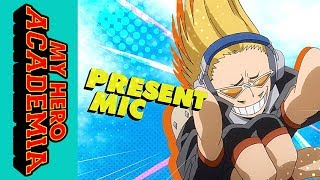 My Hero Academia - Official Clip - Present Mic