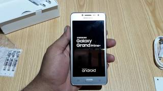 Samsung Galaxy Grand Prime Plus Unboxing [URDU /HINDI]
