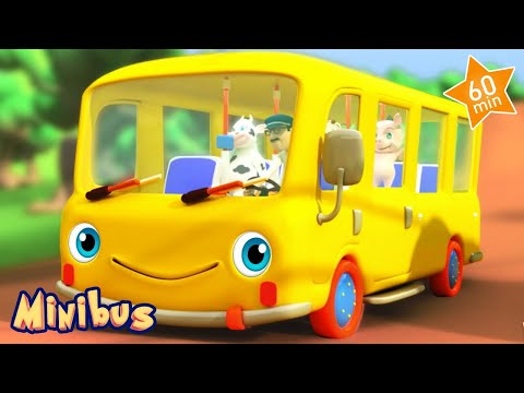 👶 Nursery Rhymes 1 HOUR ! Kids Songs Collection | Music Playlist for Children & Babies