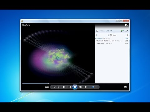 How To Make A Music Playlist Microsoft Windows Media Player