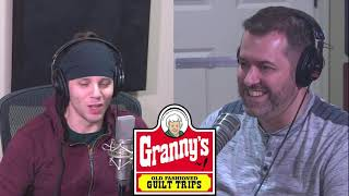 Vinny nearly died in a car accident: Bryan & Vinny & Granny Show