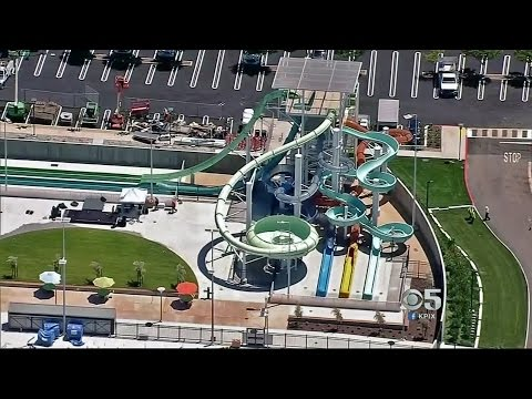 Mega Water Park Project Set To Open In East Bay