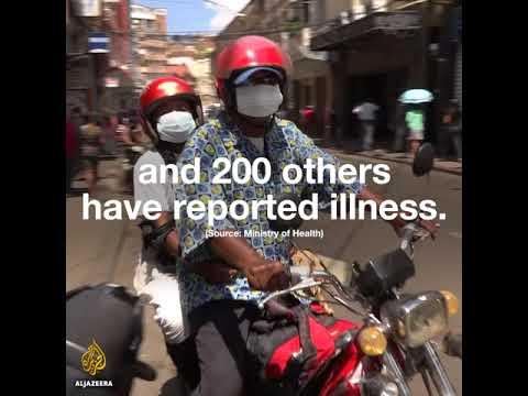 Plague in Madagascar