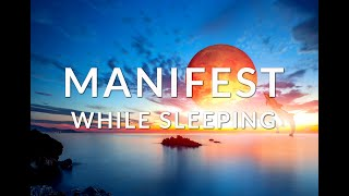 Manifest While Sleeping ➤ Power Affirmations: Self Worth - Boldness - Inner Strength - Authenticity