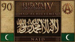 Europa Universalis IV The Najdi Jihad Reboot 90