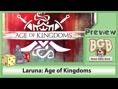 PREVIEW: Laruna: Age of Kingdoms