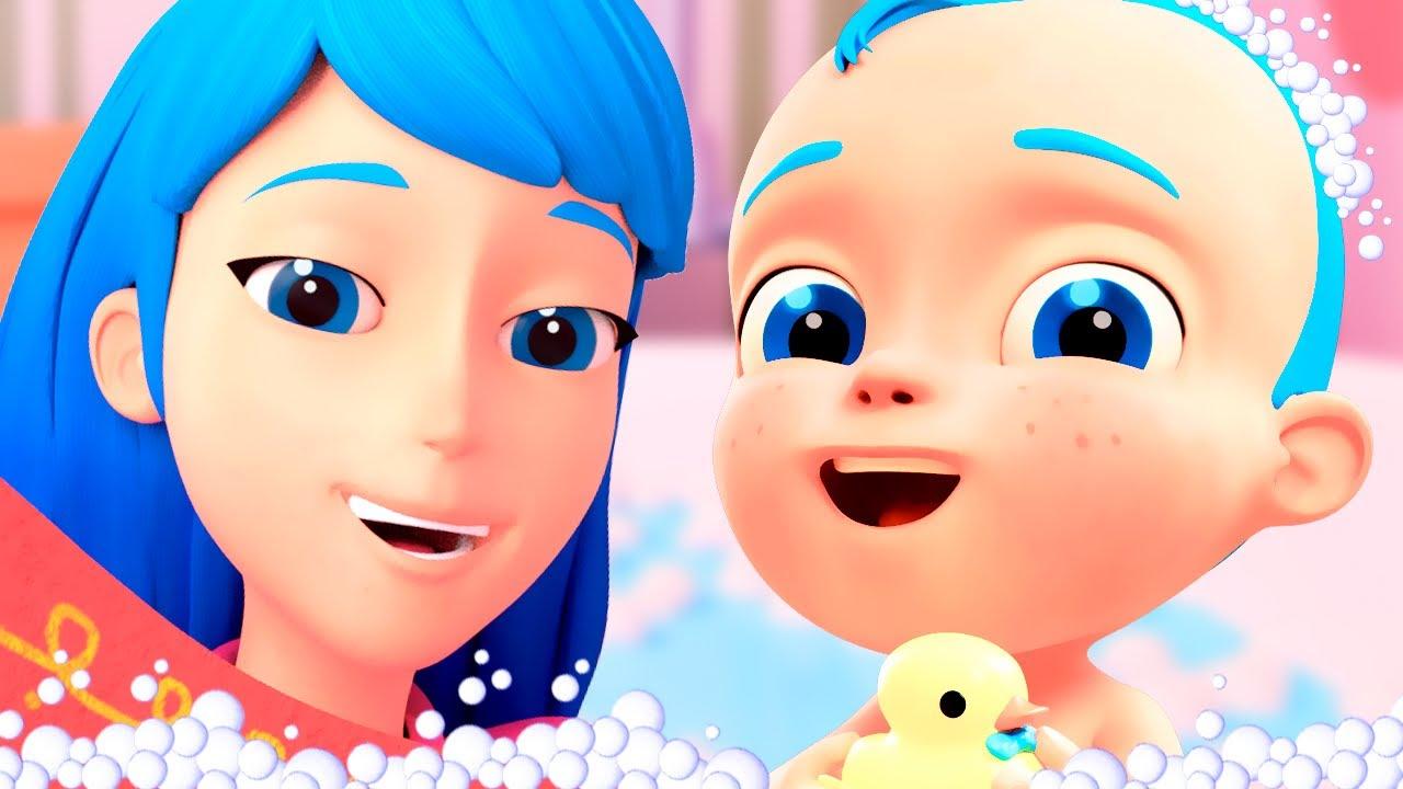 В ванне | Детское Королевство