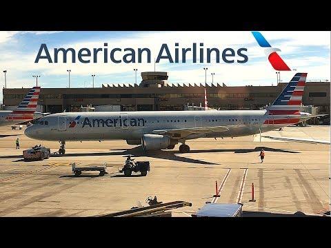 American Airlines | A321-200 | Phoenix, AZ (Sky Harbor) ✈ Dallas/Fort Worth (DFW), TX | Economy |