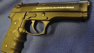 Beretta 92FS Hammer Spring Replacement