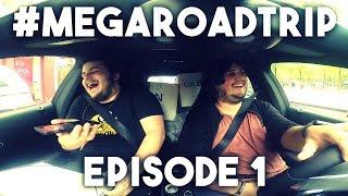 #MegaRoadTrip EP.1 - LYON / GRENOBLE / ANNECY