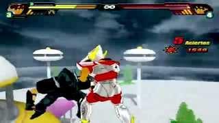 Seiya vs Black Pegasus | Dragon Ball Z Budokai Tenkaichi 3 (MOD)