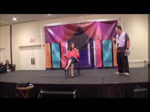 Nicole Oliver Friday Q&A @ The Grand Brony Gala 2016