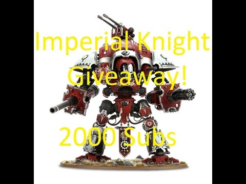 TBMC - Collective Consultation Ep 07 - Win a Imperial Knight! Interview with Green Leaf Terrain!