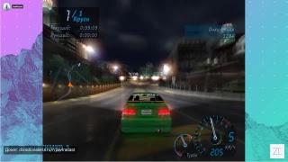 Ретрострим Завтракаста – Need for Speed: Underground