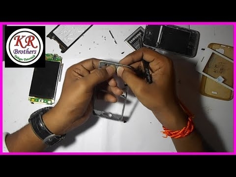 Karbonn K71 Disassembly and Touch screen Replacement