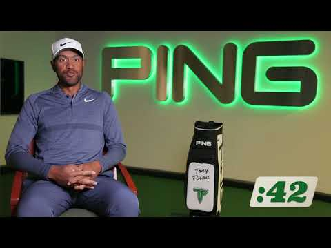 59 Seconds: Tony Finau