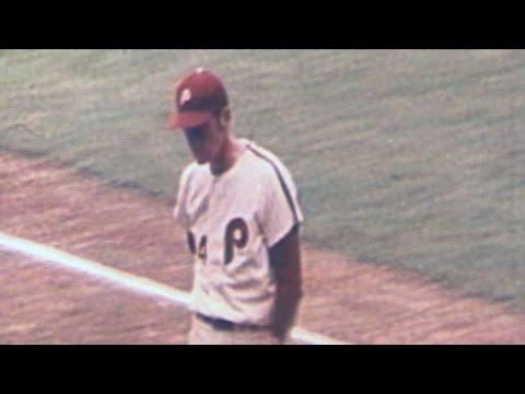 Phillies Retired Number: No. 14, Jim Bunning