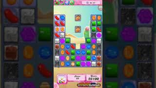Candy Crush Saga Level 681 Fun Game