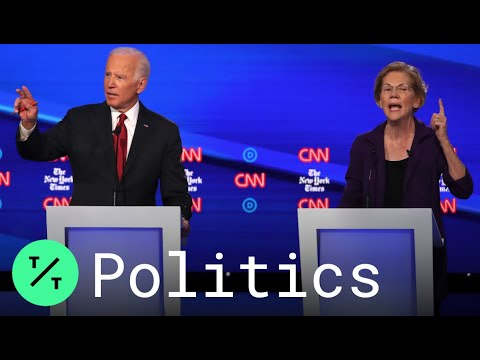 How Many Times Democrats Mentioned Impeachment at the Debate