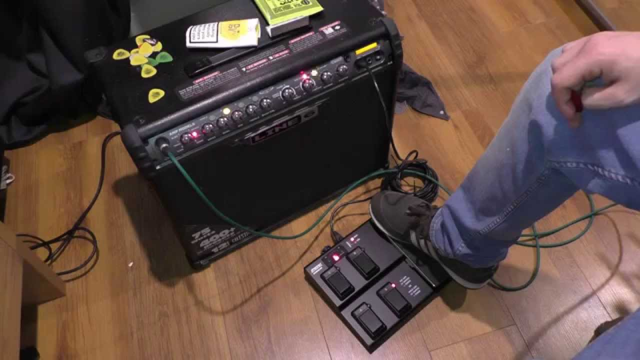 Line 6 Fbv Express Mkii Review Demo Youtube Vox V847 Wahwah Analysis