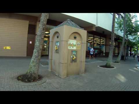 Fort Street Mall & Aloha Tower