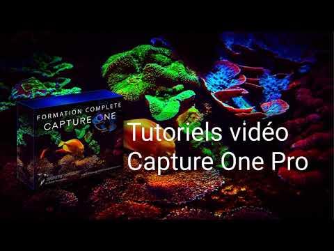 Formation complète sur Capture One Pro