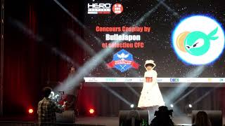 Hero Festival Marseille 2019 - Cosplay contest (Marie Poppins & Bert)