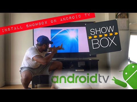 HOW TO DOWNLOAD SHOWBOX ON SONY BRAVIA ANDROID TV from YouTube · Duration:  5 minutes 51 seconds