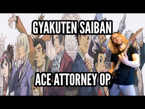 Gyakuten Saiban OP - Gyakuten Winner 【Full Size Cover】 逆転裁判その真実異議あり