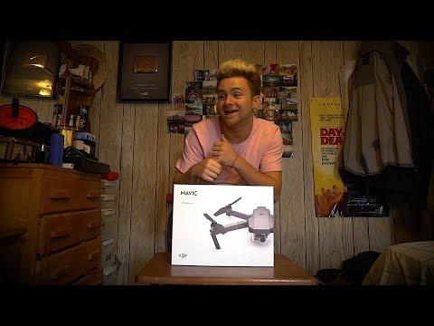 The Stealth Drone! - DJI Mavic Pro Platinum!