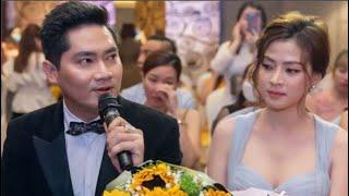 """Minh Luân lần đầu đưa bạn gái đến sự kiện: """"Chúng tôi sẽ tổ chức hôn lễ và có con trong tương lai"""""""