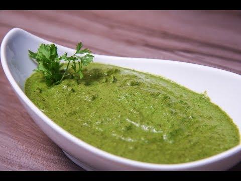 Coriander chutney | Coriander dip | Quick chutney recipe