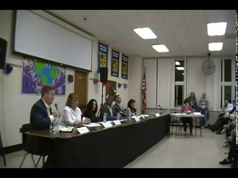 West Hempstead 2018 School Board Candidate's forum part 2 of 2