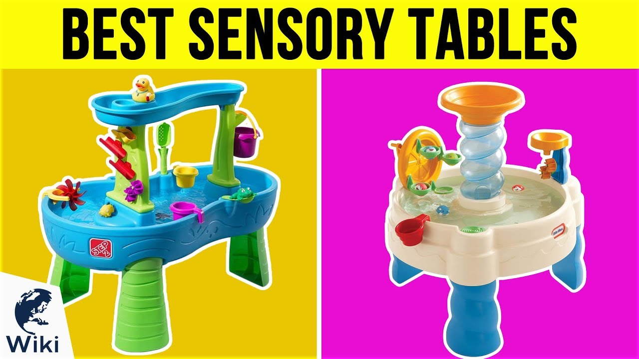 Top 10 Sensory Tables of 2019 | Video Review