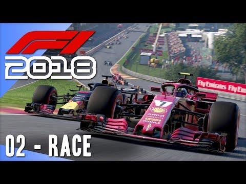 F1 2018 Multiplayer w/ Beef & Cone [04] Netcode Monsters