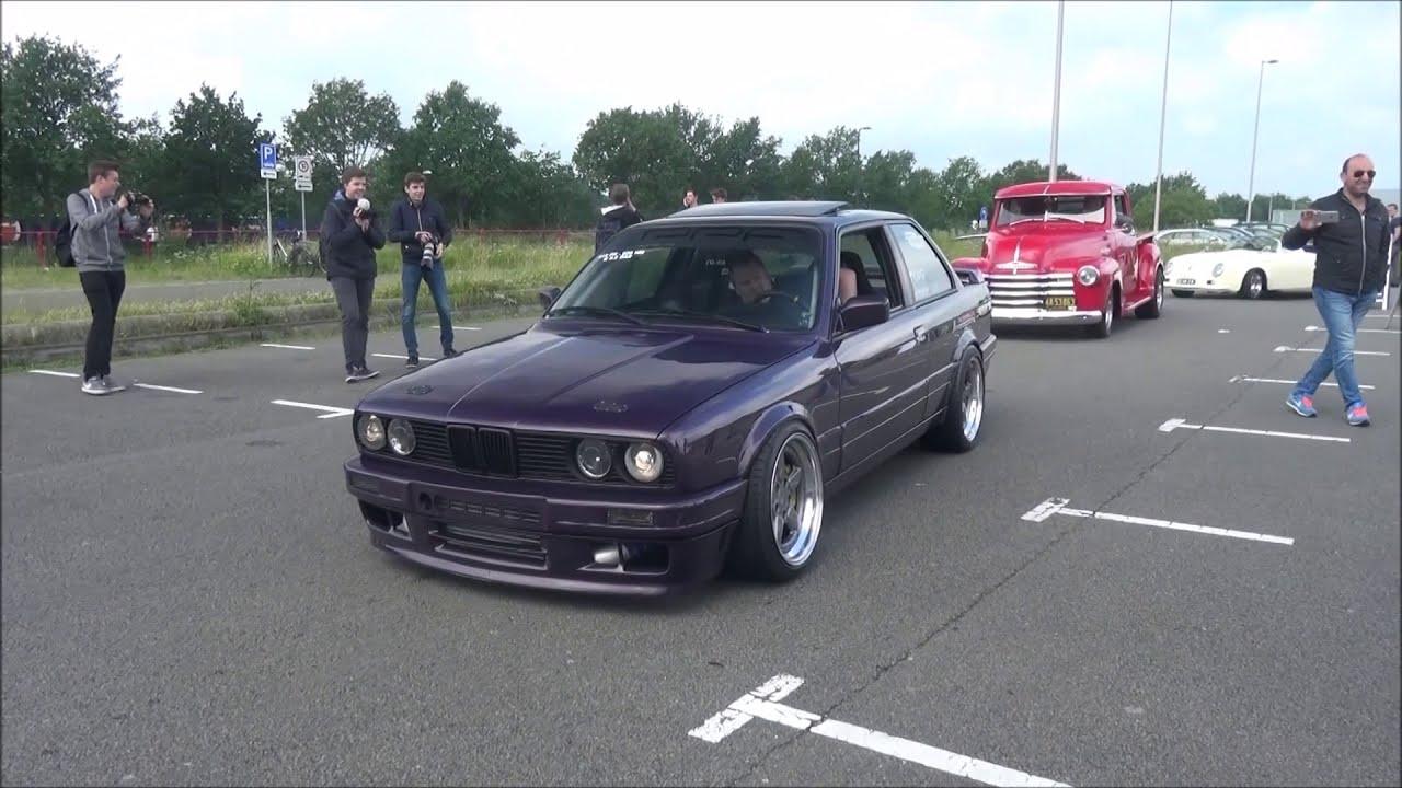 700/912hp 1988 Bmw E30 - Insane Turbo Noise  Van Dorp Exclusive Automobiles  00:45 HD