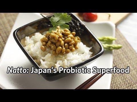 Natto: Japan's Probiotic Superfood