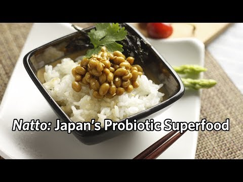 Natto: Japan's Probiotic Superfood