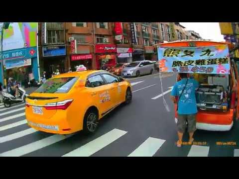 計程車日常之轉彎未打方向燈