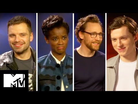 Avengers: Infinity War Cast Talk Funniest Moments | MTV Movies