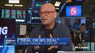 'Deal or No Deal' relaunches on CNBC with Howie Mandel