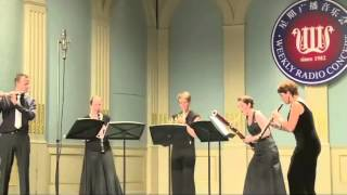 G. Gershwin: Selections from Porgy and Bess (Amsterdam Wind Quintet)