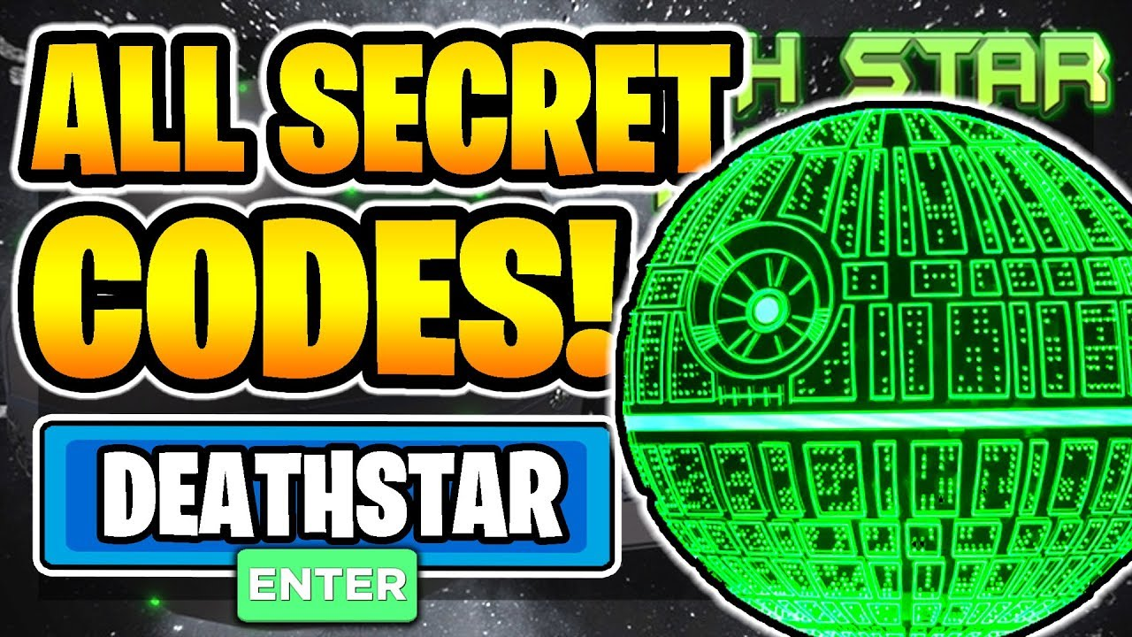 All New Working Secret Codes In Death Star Tycoon 2020