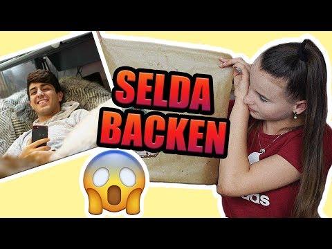 Ich backe SELDA aus SCHOKOLADE !  LiDiRo Challenge - Celina